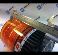 Проблесковый маячок BL10F-T25, оранжевый
