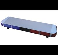 Светодиодная световая балка LBSK-E101, красно-синяя